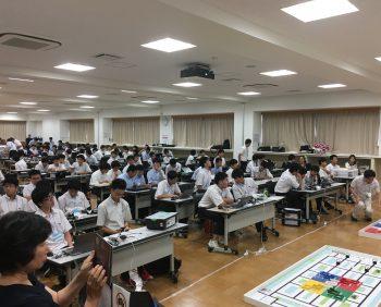 WRO Japan 2019 静岡大会沼津予選会出場